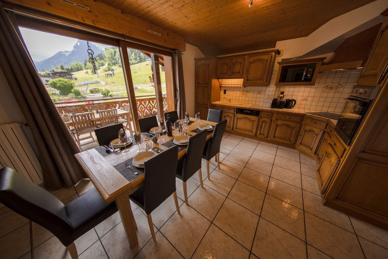 Apartement Edelweiss Pure Morzine 2
