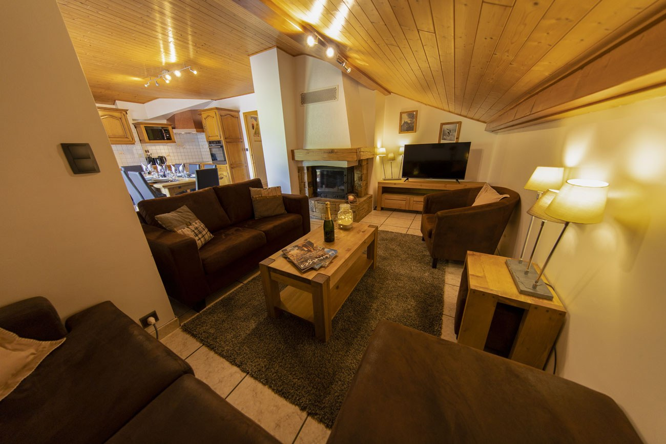 Apartement Edelweiss Pure Morzine 4