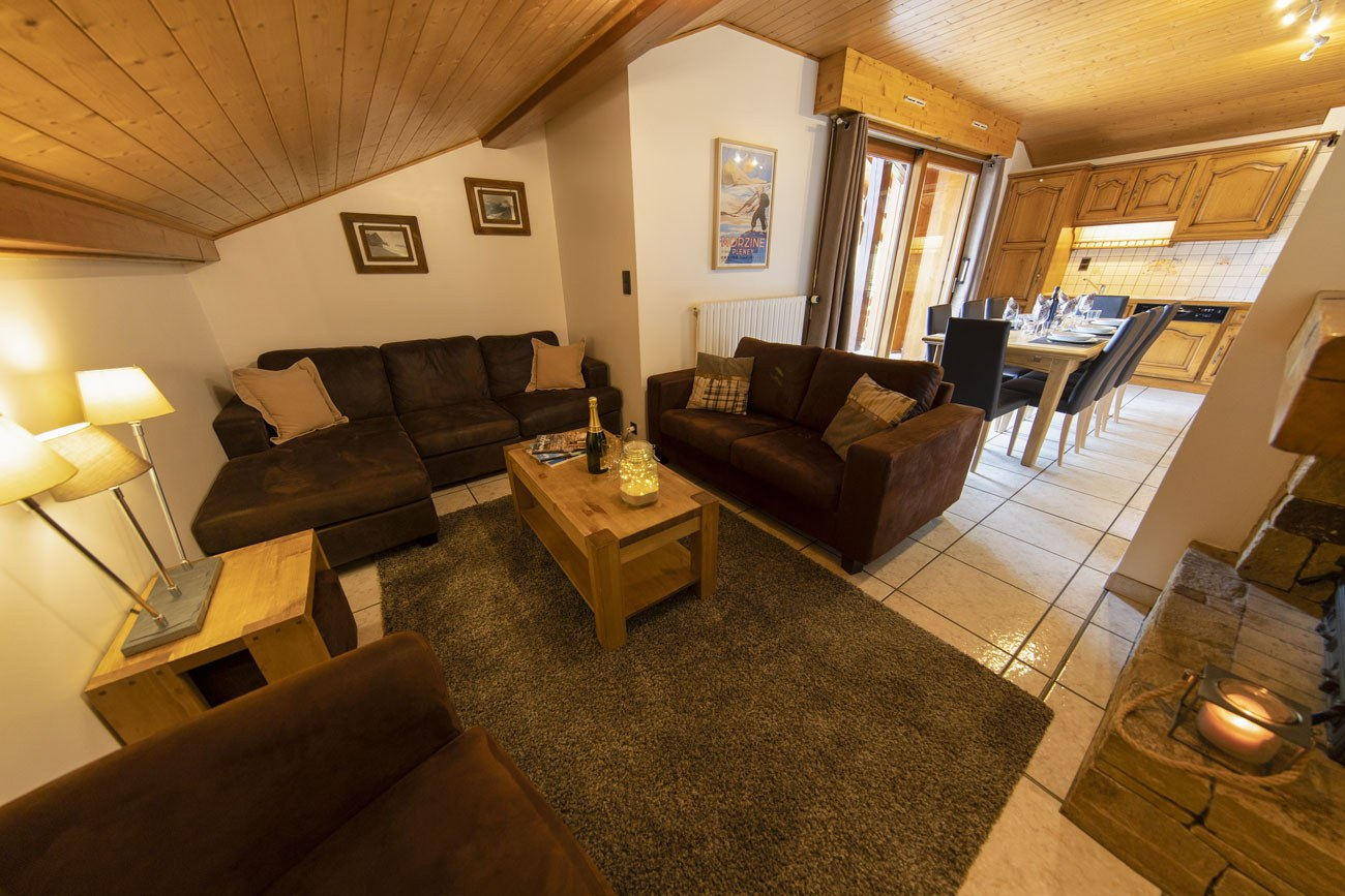 Apartement Edelweiss Pure Morzine 5