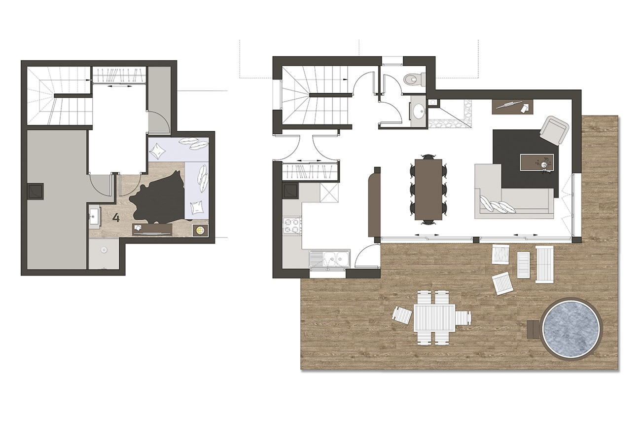 Chalet-Haut-Forts-Pure-Morzine-Floor-Plan-Ground-Floor