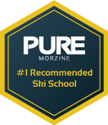 Recommended Ski Schools Badge