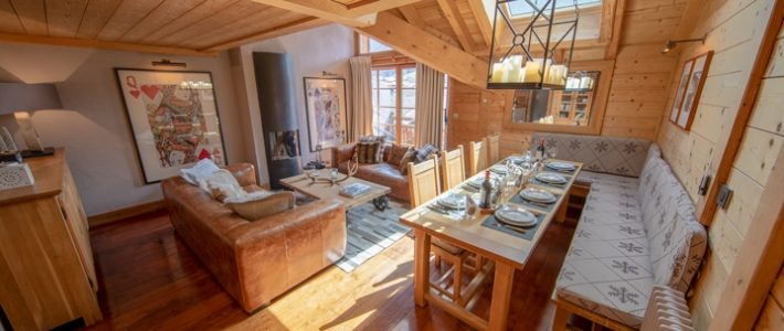Apartments in Morzine