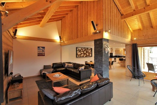 Awesome Ski Chalets in Morzine